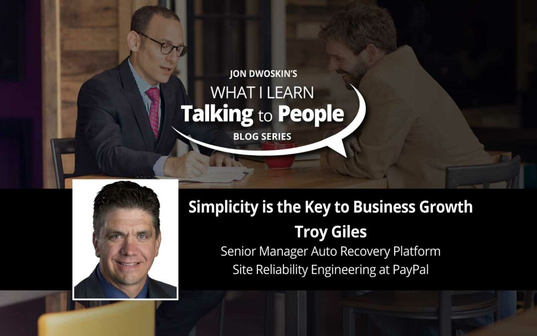 Simplicity is the Key to Business Growth