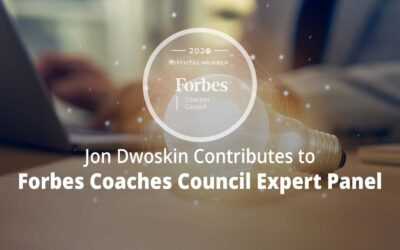 Jon Contributes to Forbes Coaches Council Expert Panel: 14 Smart Ways For Leaders To Balance Tech Adoption With Employee Well-Being