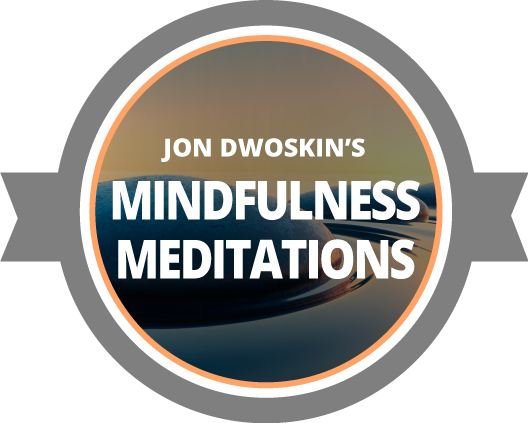 Mindfulness Meditations - Circle Icon