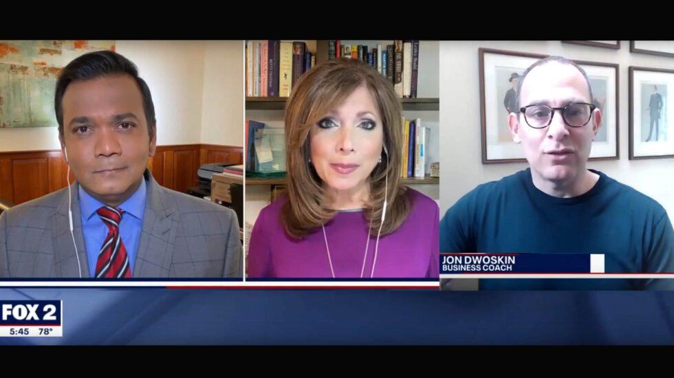 Jon Dwoskin Featured on Fox 2 News
