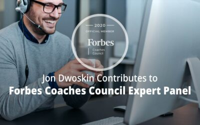 Jon Contributes to Forbes Coaches Council Expert Panel: Embrace And Improve Your Remote Workforce With These 15 Management Tips