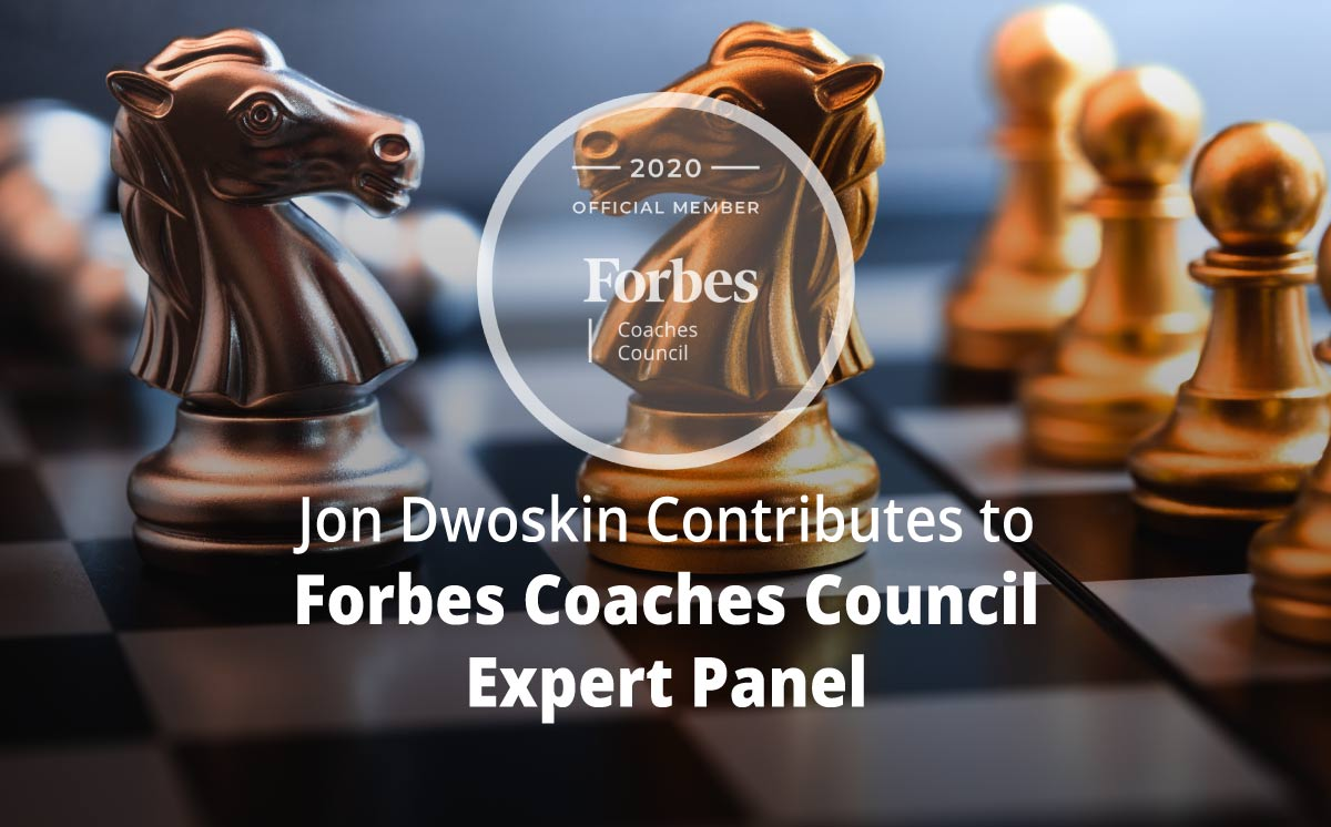 Jon Contributes to Forbes Coaches Council Expert Panel: 15 Critical Skills Required To Become An Excellent Negotiator
