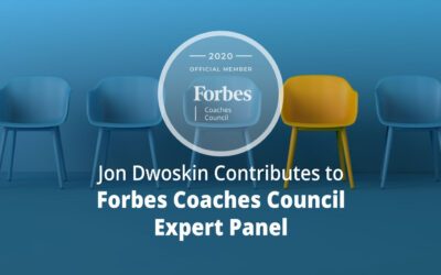 Jon Contributes to Forbes Coaches Council Expert Panel: 15 Steps to Take When a Company's Profits Plummet