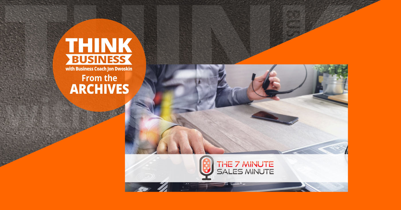THINK Business Podcast: Picking Up the Phone