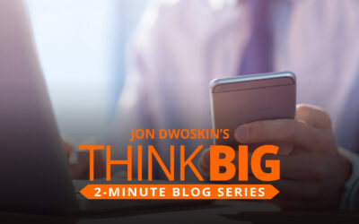 THINK Big 2-Minute Blog: 5 Cold Calling Techniques to Get Prospects Calling Back