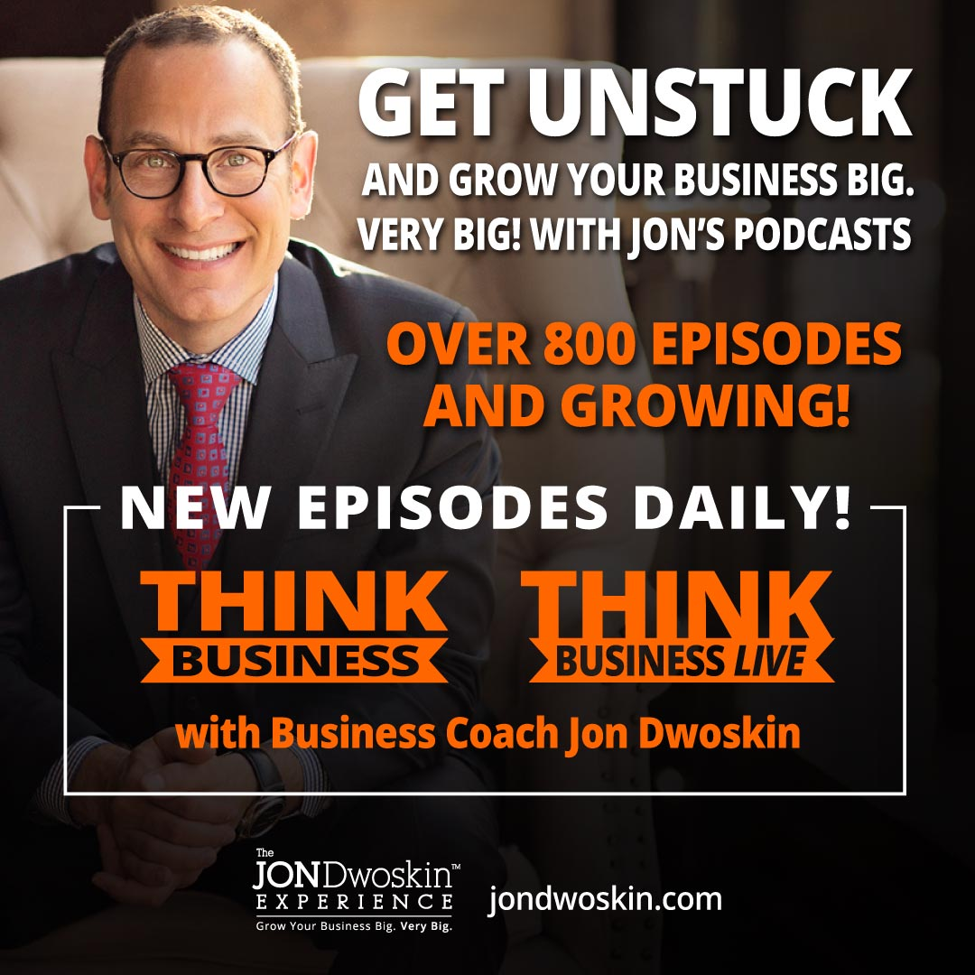 THINK Business Podcast Icon