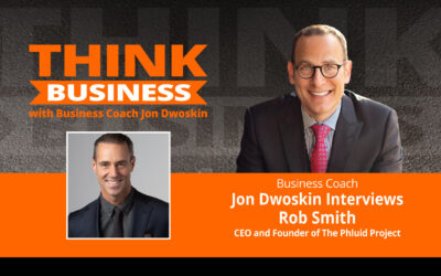 THINK Business Podcast: Jon Dwoskin Interviews Rob Smith