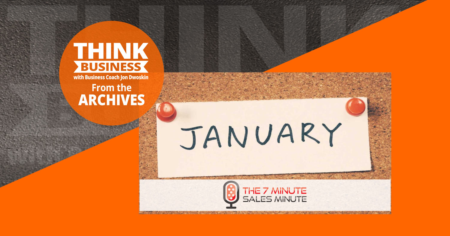 THINK Business Podcast: The January Effect