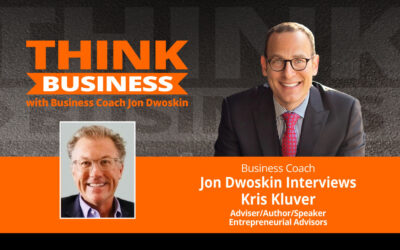 THINK Business Podcast: Jon Dwoskin Talks with Kris Kluver