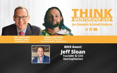 THINK Mentorship LIVE: Jon Dwoskin and Ismail Kadyrov Talk with Jeff Sloan