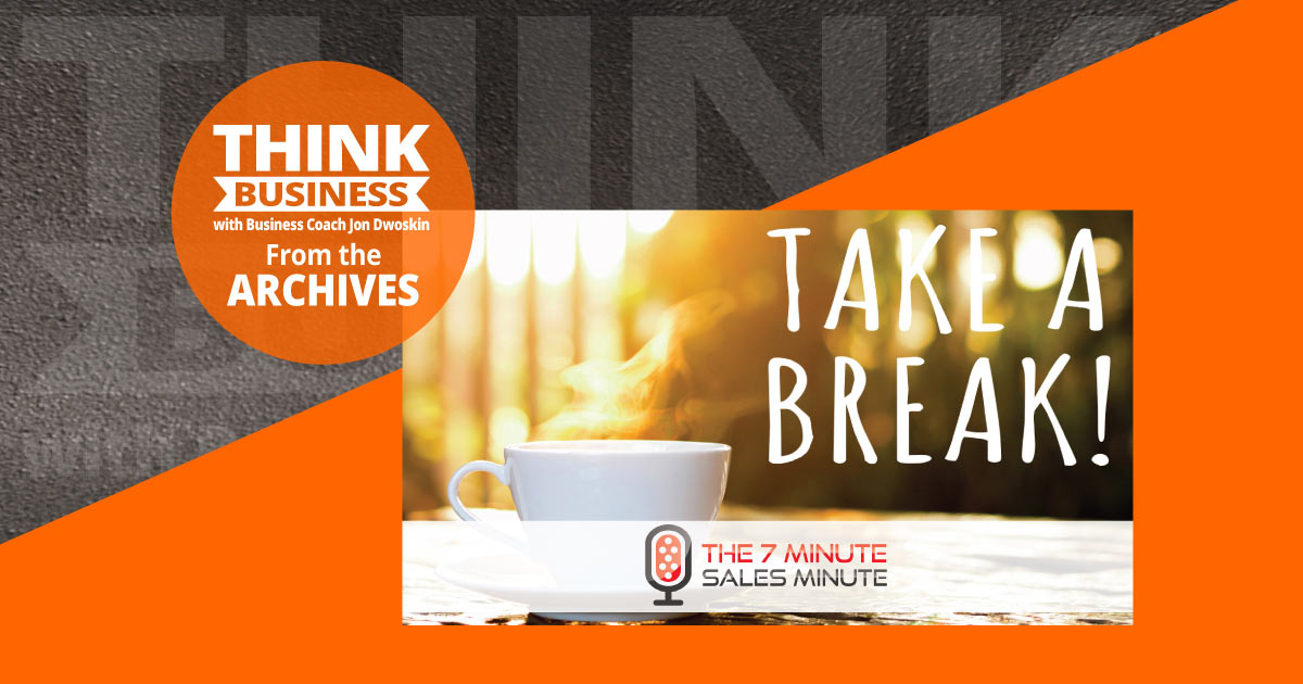 THINK Business Podcast: We Were On A Break
