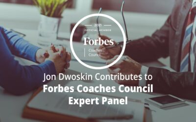 Jon Dwoskin Contributes to Forbes Coaches Council Expert Panel: How To Negotiate Successfully: 14 Tips From Coaching Professionals