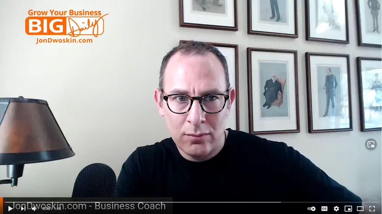 Grow Your Business Big – Daily: Take Time to Meditate
