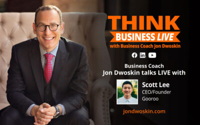 THINK Business LIVE: Jon Dwoskin Talks with Scott Lee