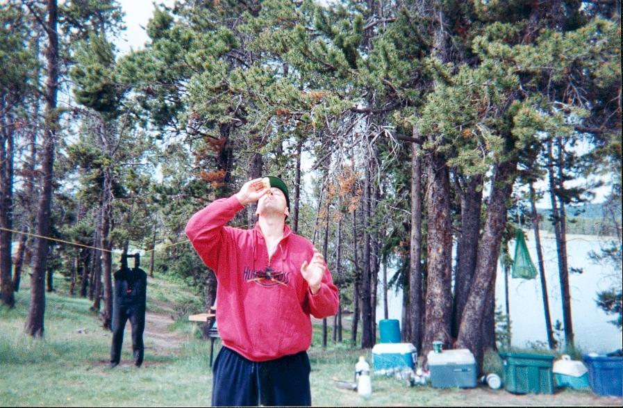 Andrew Mezcal & Worm - Tunkwa Lake 1999