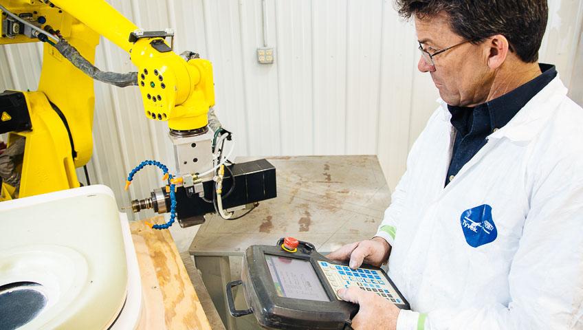 Prototyping carbon fiber parts