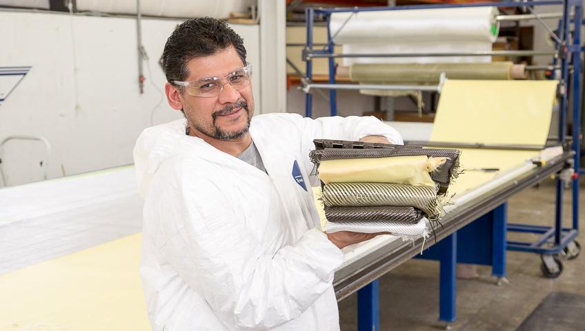 Carbon Fiber CNC