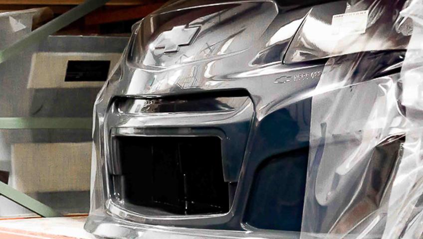 Carbon Fiber Body Panel