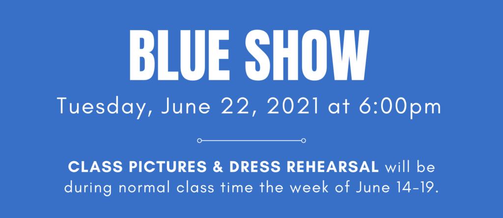 blue 2021
