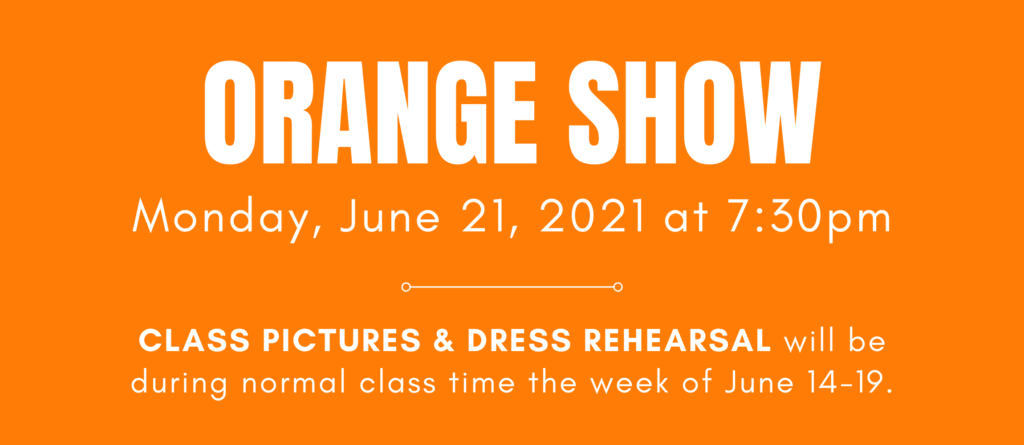 orange 2021