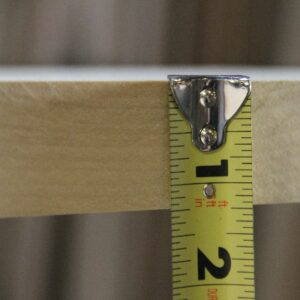 6/4 Surfaced 2-Sided Straight-lined 1 Edge