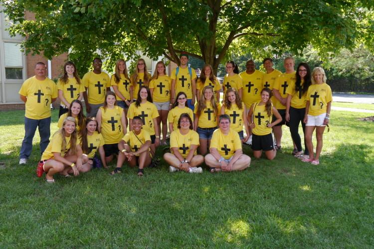 Pilgrim Fellowship - Mission Trip 1