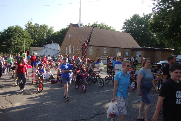Boy Scouts Parade 1