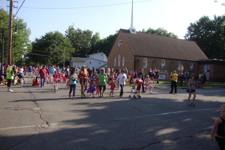 Preschool Parade 2