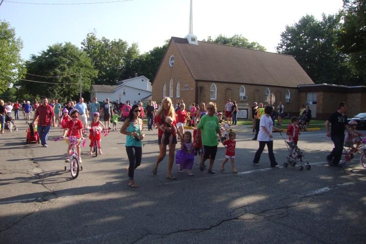 Preschool Parade 3