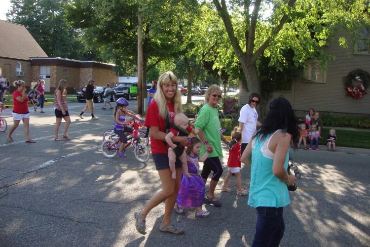 Preschool Parade 4