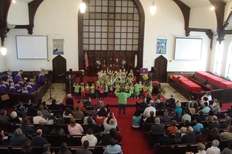 Preschool Choir 1