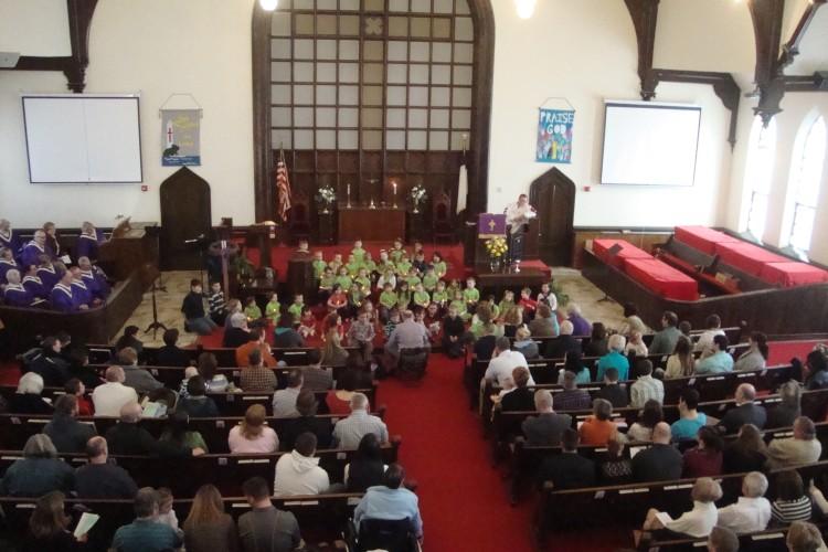 Preschool Choir 2