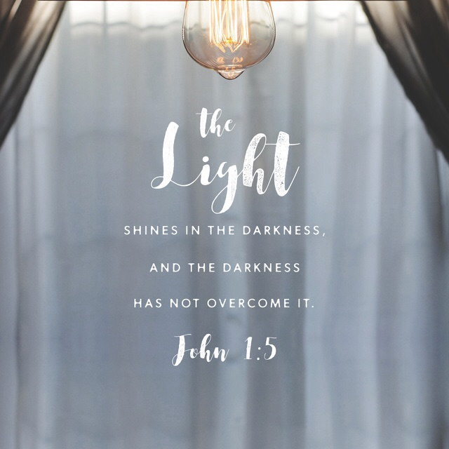 John 1, verse 5