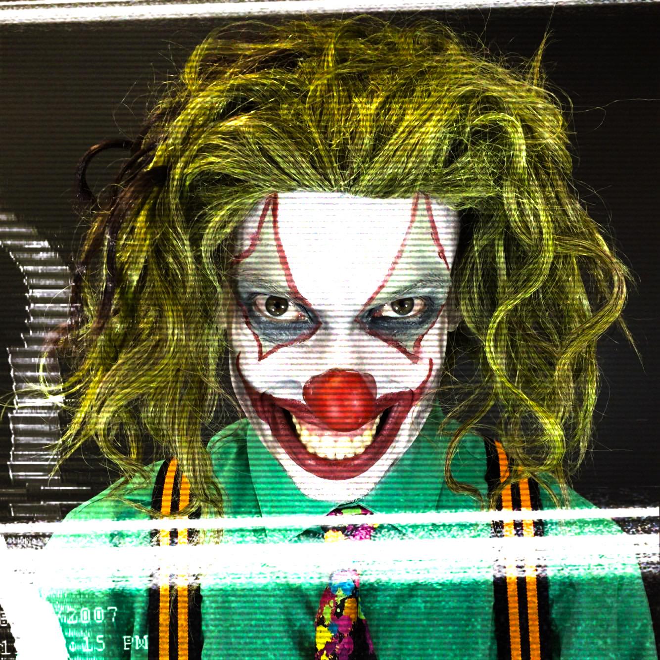 The Kid Who Kried Klown