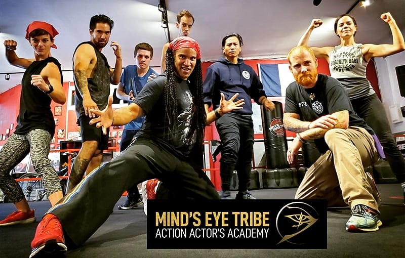 Mind's Eye Tribe Action Class