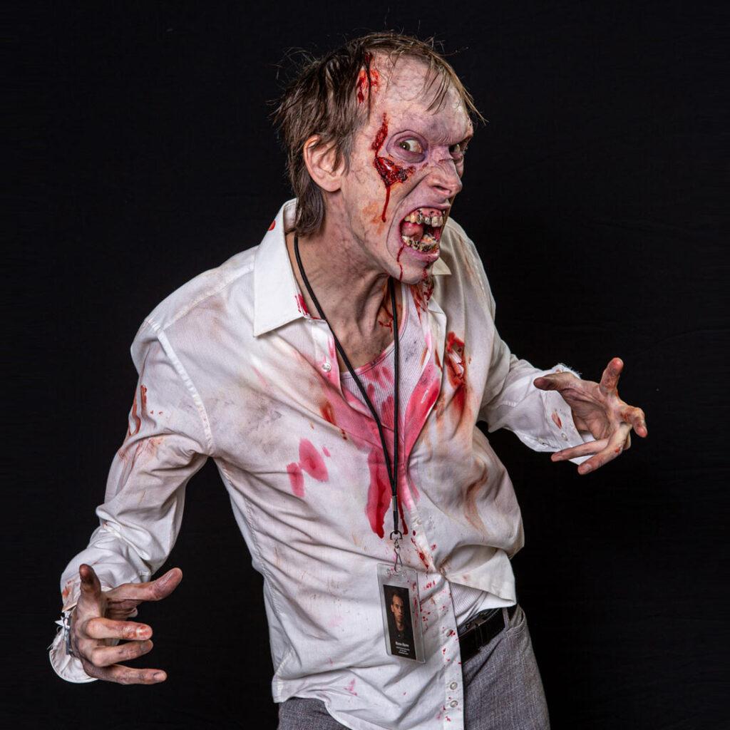 Kevin Keppy Zombie