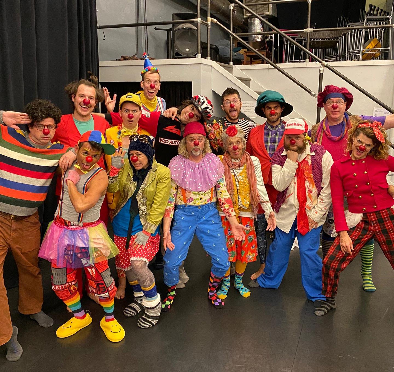 The Clown School