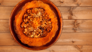 How To Microwave A Pumpkin