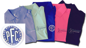 Ken Schall Golf can put your corporate logo on name brand apparel!