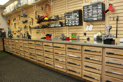 Ken Schall Golf Performance Studio Repair & Adjustment