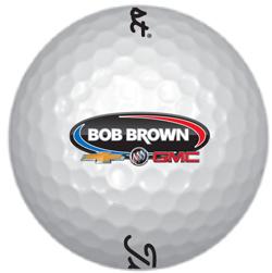 Put your company's logo on golf balls!