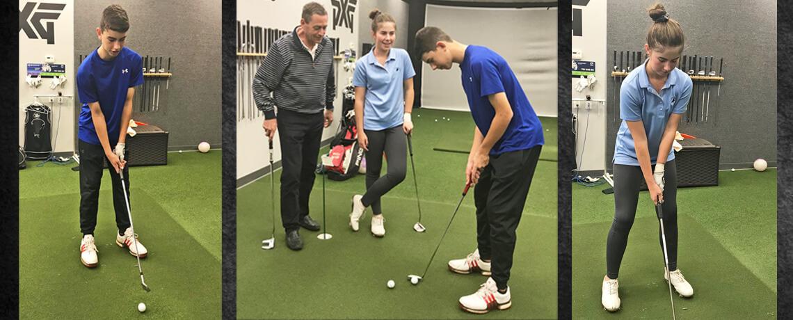 Ken Schall Golf Instruction
