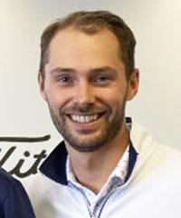 PGA Professional Sam Rice