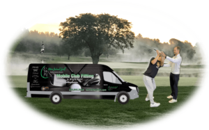 Ken Schall Golf Mobile Club Fitting
