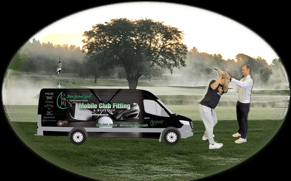 Ken Schall Golf Mobile Club Fitting & Instruction