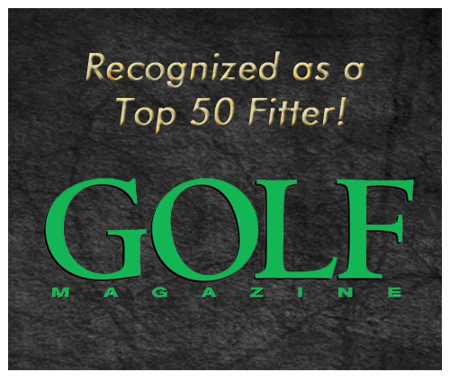 Ken Schall Golf - Top 50 Fitter