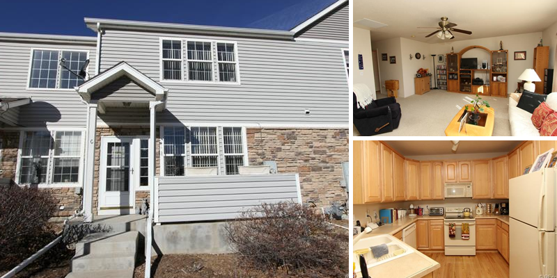 Sold! Beautiful Townhome in Thornton