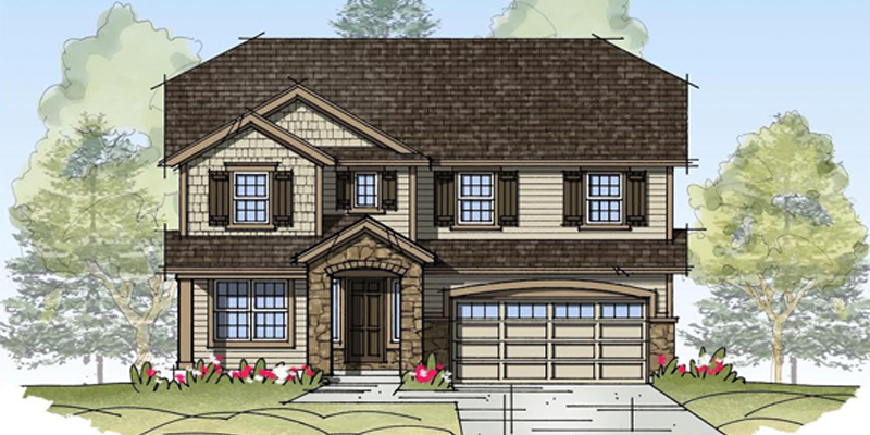 Closed! Brand New Home! 4 bed, 3 Bath in Berthoud