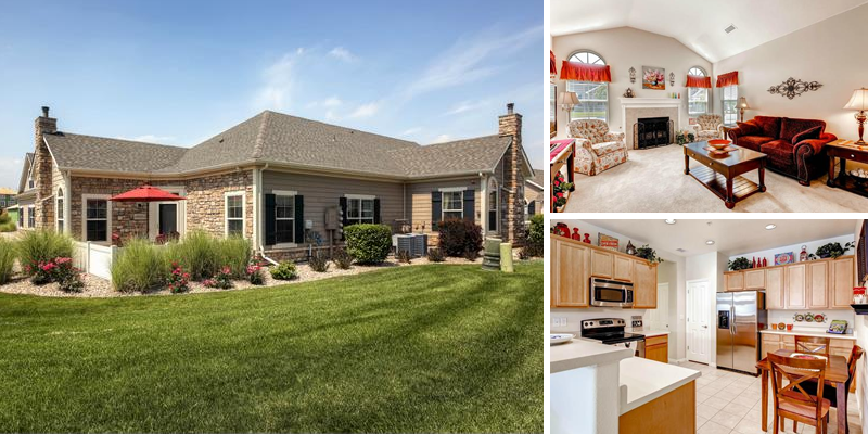 Sold! Perfect Ranch Patio Home!