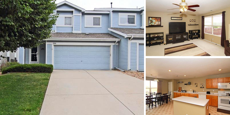 Sold! Great Townhome in Northglenn